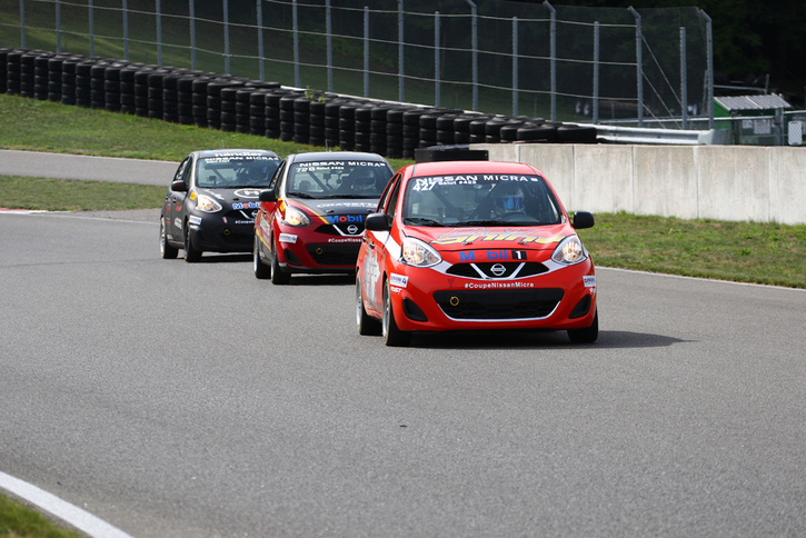 Coupe Nissan Sentra Cup in Photos, JULY 25-26 | CIRCUIT MONT-TREMBLANT, QC - 40-2007271822160