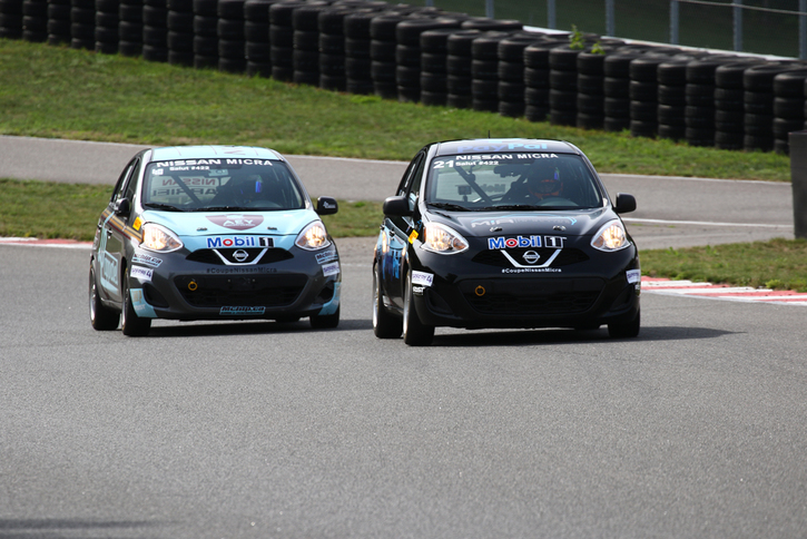 Coupe Nissan Sentra Cup in Photos, JULY 25-26 | CIRCUIT MONT-TREMBLANT, QC - 40-2007271822170