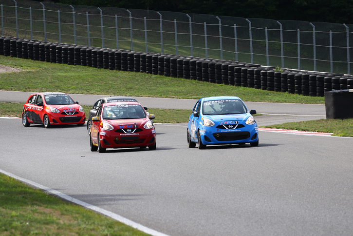 Coupe Nissan Sentra Cup in Photos, JULY 25-26 | CIRCUIT MONT-TREMBLANT, QC - 40-2007271822180