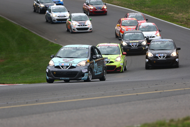Coupe Nissan Sentra Cup in Photos, JULY 25-26 | CIRCUIT MONT-TREMBLANT, QC - 40-2007271822550