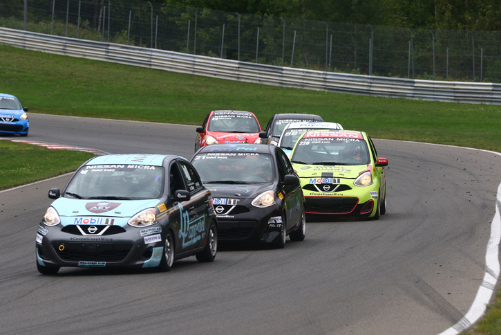 Coupe Nissan Sentra Cup in Photos, JULY 25-26 | CIRCUIT MONT-TREMBLANT, QC - 40-2007271822560