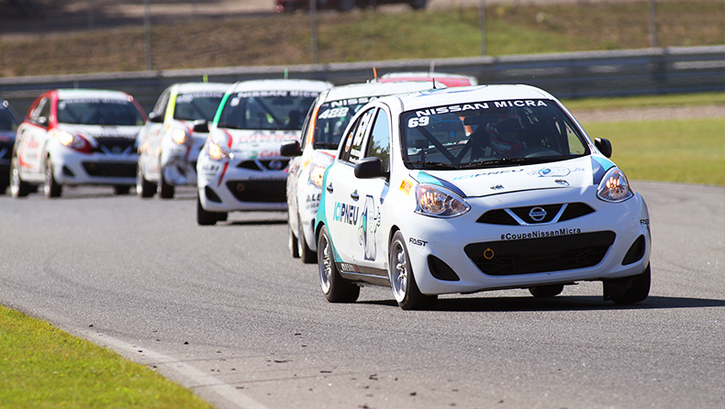 Coupe Nissan Micra Cup in Photos, SEPTEMBER 27 | MONT-TREMBLANT AUTUMN CLASSIC - 8-170623130916
