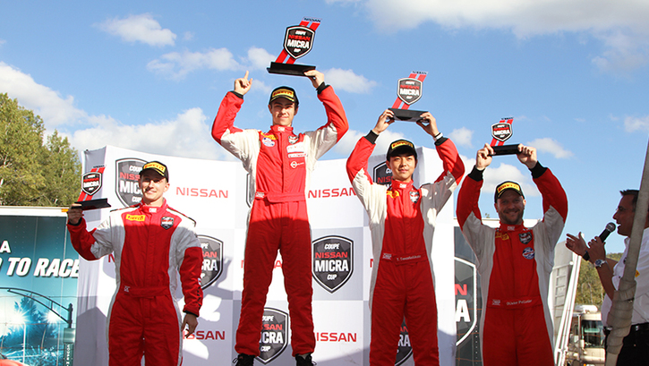 Coupe Nissan Micra Cup in Photos, SEPTEMBER 27 | MONT-TREMBLANT AUTUMN CLASSIC - 8-170623130917