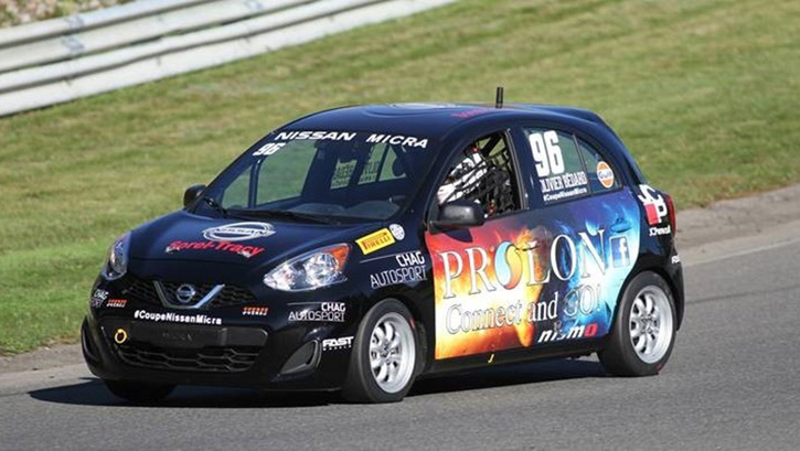 Coupe Nissan Micra Cup in Photos, OLIVIER BÉDARD AWARDED PRESTIGIOUS GILLES-VILLENEUVE TROPHY - 9-170623131024